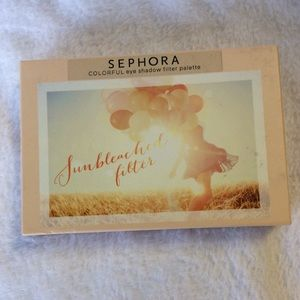 Sephora best selling colorful eyeshadow palette